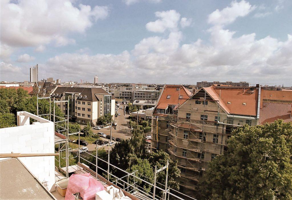 IL-CENTRO - Blick von der Dachterasse